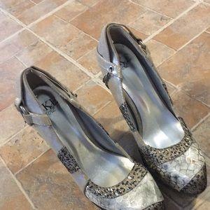 BKE Shoes - BKE 4 1/2 inch heeled shoes size women's 7 1/2